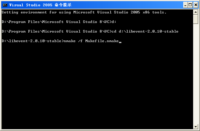 VS实现一个简单 HTTP 服务器