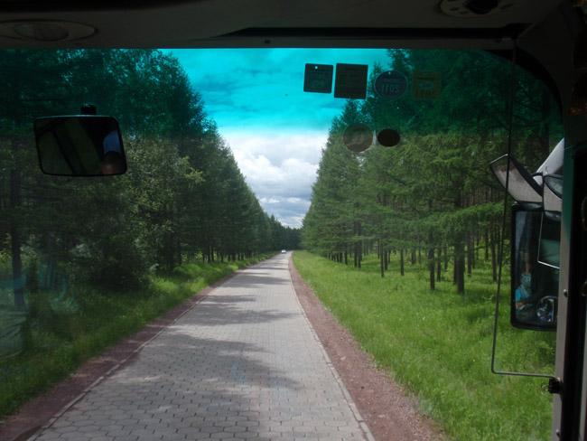 2011年夏,木兰围场与乌兰布统大草原三日游