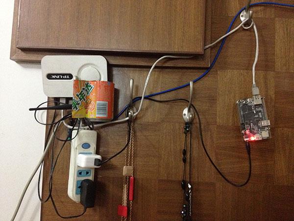 iPhone大小的盒子服务器Cubieboard/Cubietruck